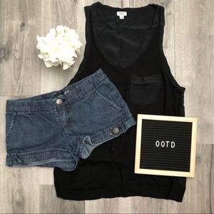 Wilfred Black Tank -